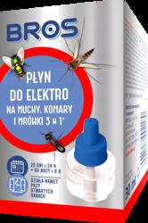 Płyn 3w1 do elektrofumigatora Bros