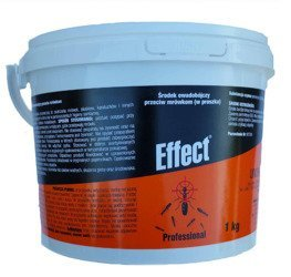 Proszek na mrówki 1kg Effect