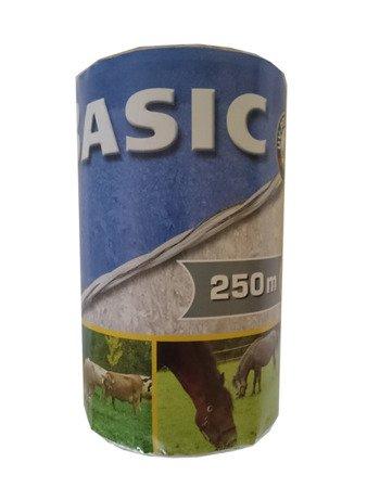 Plecionka BASIC 250m 3x0,16mm 60kg biała