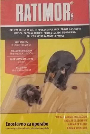 Ratimor Lep na myszy